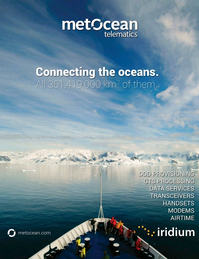 Marine Technology Magazine, page 21,  Sep 2018