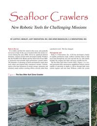 Marine Technology Magazine, page 30,  Sep 2018