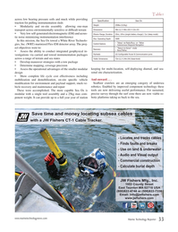 Marine Technology Magazine, page 33,  Sep 2018