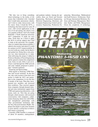 Marine Technology Magazine, page 39,  Sep 2018