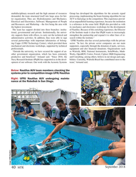 Marine Technology Magazine, page 40,  Sep 2018