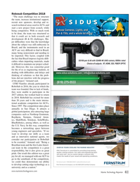 Marine Technology Magazine, page 41,  Sep 2018