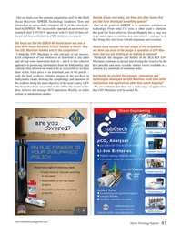 Marine Technology Magazine, page 47,  Sep 2018