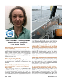 Marine Technology Magazine, page 48,  Sep 2018