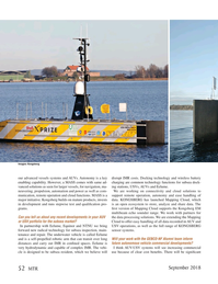 Marine Technology Magazine, page 52,  Sep 2018