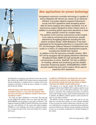 Marine Technology Magazine, page 53,  Sep 2018