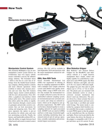 Marine Technology Magazine, page 56,  Sep 2018