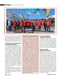 Marine Technology Magazine, page 60,  Sep 2018