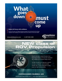 Marine Technology Magazine, page 15,  Oct 2018
