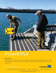 Marine Technology Magazine, page 2nd Cover,  Oct 2018
