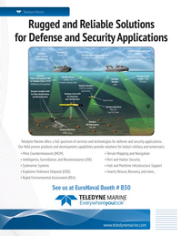 Marine Technology Magazine, page 1,  Oct 2018