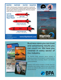 Marine Technology Magazine, page 31,  Oct 2018