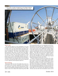 Marine Technology Magazine, page 34,  Oct 2018