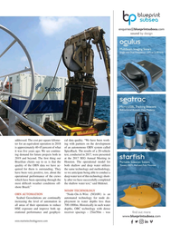 Marine Technology Magazine, page 35,  Oct 2018