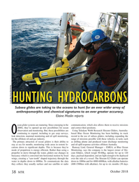 Marine Technology Magazine, page 38,  Oct 2018