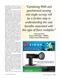 Marine Technology Magazine, page 39,  Oct 2018