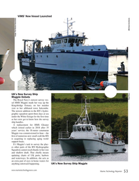 Marine Technology Magazine, page 53,  Oct 2018
