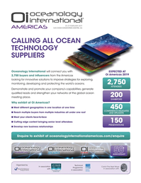 Marine Technology Magazine, page 57,  Oct 2018