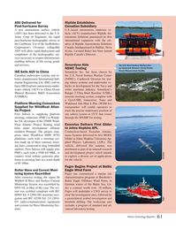 Marine Technology Magazine, page 61,  Oct 2018