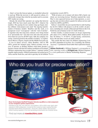 Marine Technology Magazine, page 19,  Nov 2018