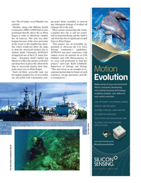 Marine Technology Magazine, page 23,  Nov 2018