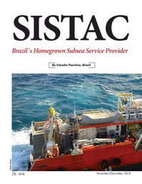 Marine Technology Magazine, page 26,  Nov 2018