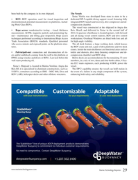 Marine Technology Magazine, page 29,  Nov 2018