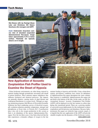 Marine Technology Magazine, page 46,  Nov 2018