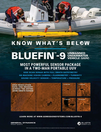 Marine Technology Magazine, page 3,  Nov 2018