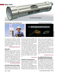 Marine Technology Magazine, page 52,  Nov 2018