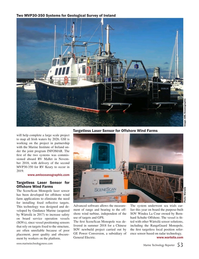 Marine Technology Magazine, page 53,  Nov 2018