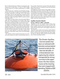 Marine Technology Magazine, page 58,  Nov 2018