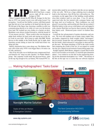 Marine Technology Magazine, page 13,  Jan 2019