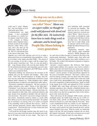 Marine Technology Magazine, page 14,  Jan 2019