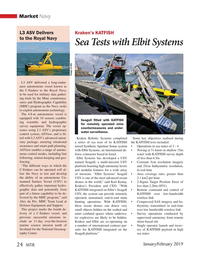 Marine Technology Magazine, page 24,  Jan 2019