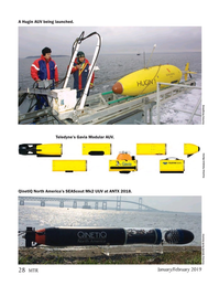 Marine Technology Magazine, page 28,  Jan 2019