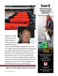 Marine Technology Magazine, page 37,  Jan 2019