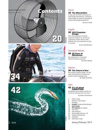 Marine Technology Magazine, page 2,  Jan 2019