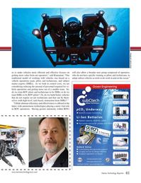 Marine Technology Magazine, page 41,  Jan 2019