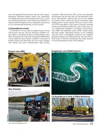 Marine Technology Magazine, page 49,  Jan 2019