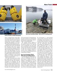 Marine Technology Magazine, page 55,  Jan 2019