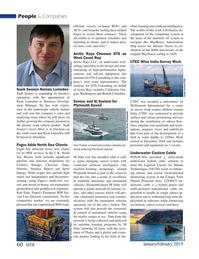 Marine Technology Magazine, page 60,  Jan 2019