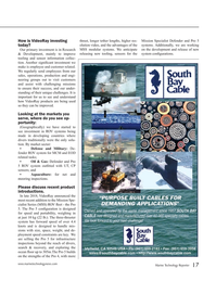Marine Technology Magazine, page 17,  Mar 2019