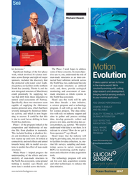 Marine Technology Magazine, page 23,  Mar 2019