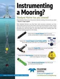 Marine Technology Magazine, page 1,  Mar 2019
