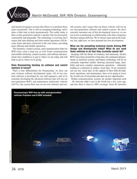 Marine Technology Magazine, page 36,  Mar 2019