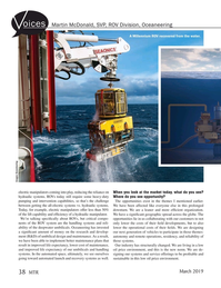 Marine Technology Magazine, page 38,  Mar 2019