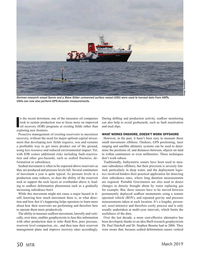 Marine Technology Magazine, page 50,  Mar 2019
