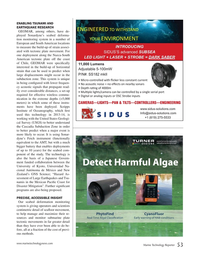 Marine Technology Magazine, page 53,  Mar 2019
