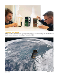 Marine Technology Magazine, page 56,  Mar 2019